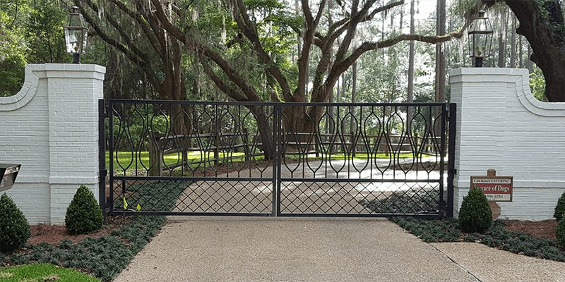 residential gates in tallahassee